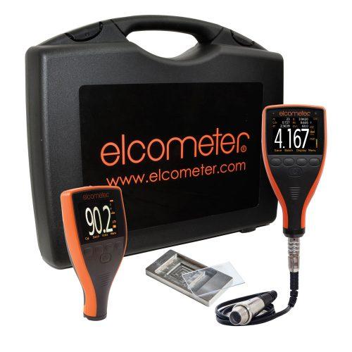 Elcometer 500 Coating on Concrete Inspection Kit