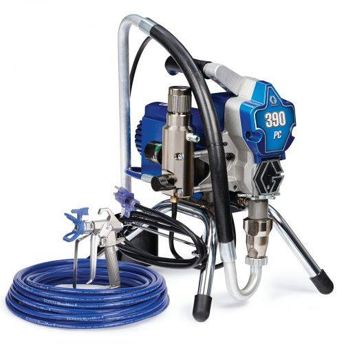 electric airless sprayer 390