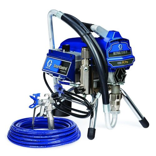 electric airless sprayer 490