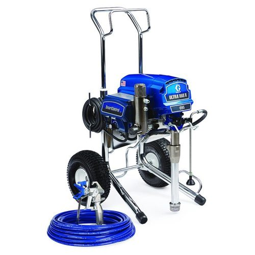 Airless Electric Sprayer 695 dengan Quick Reel