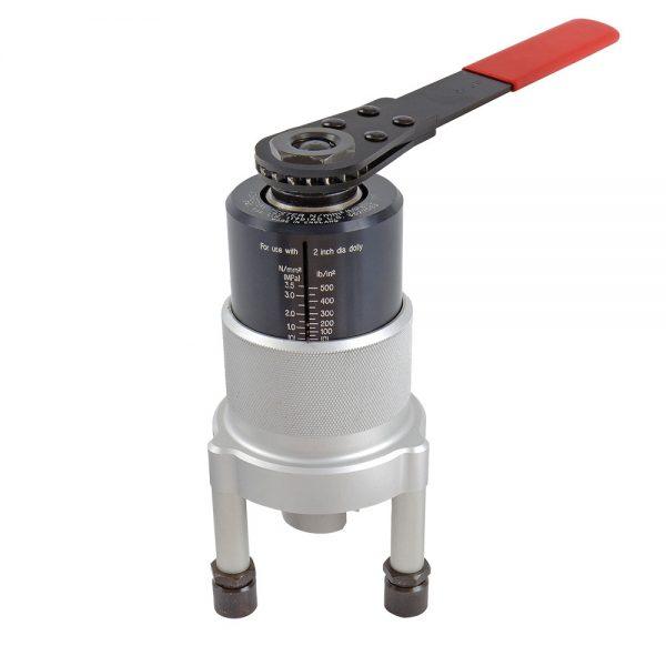 Elcometer 106/6 dengan handle