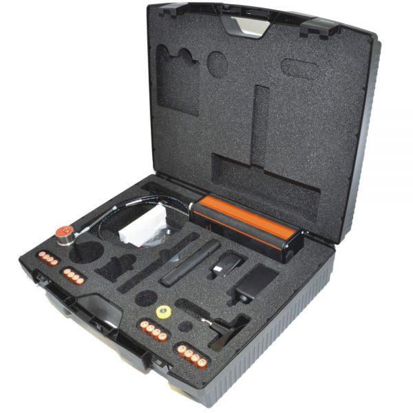 Elcometer 510 dikemas dalam tas koper