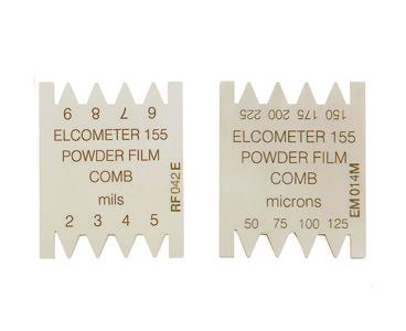 Powder Thickness Measurement